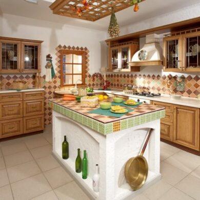 Восточный стиль кухни