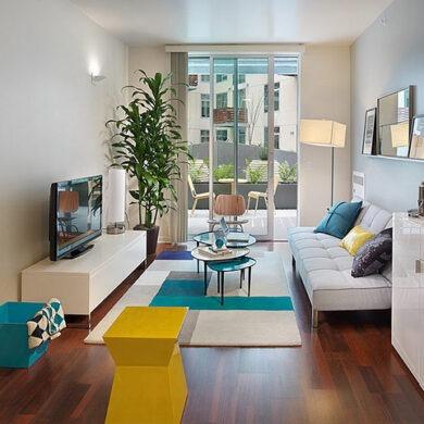 Идеи дизайна маленькой квартиры