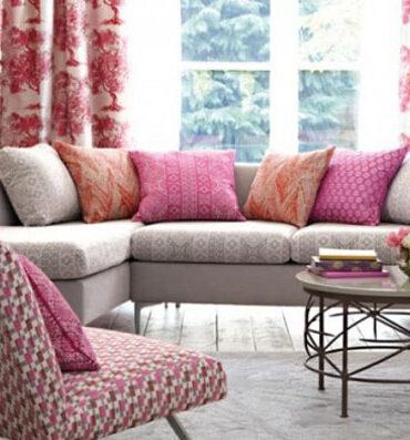 Небольшие секреты дизайна оконного текстиля