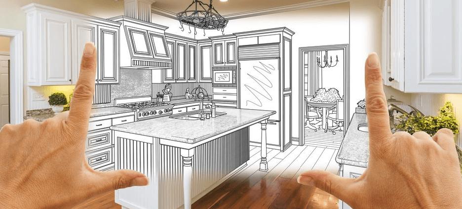 План ремонта кухни