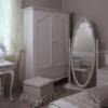 Стиль Романтизм в хрущевке спальня