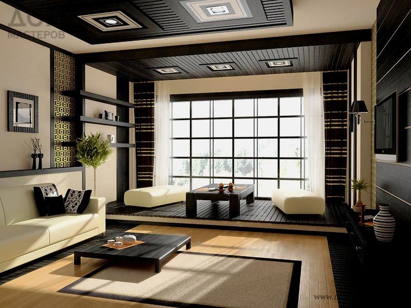 Элитный ремонт - Японский стиль