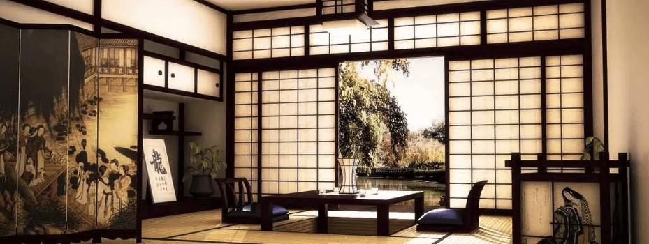 Стиль Японский в квартире