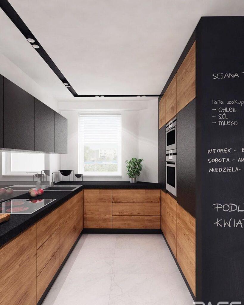 Кухня с характером
