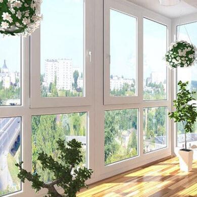 Евроокна. Пластиковые окна – ПВХ