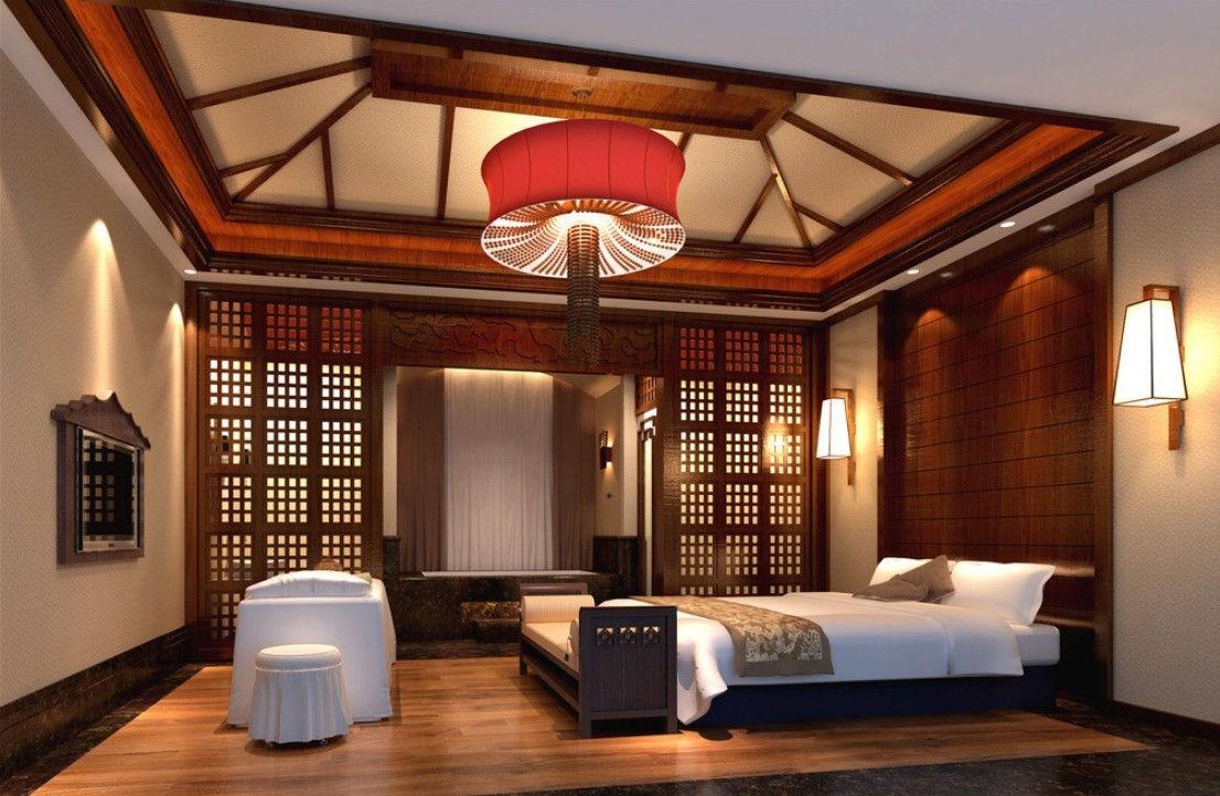 Китайская спальня
