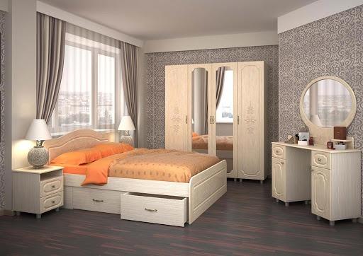 Мебель для спальни: кровать