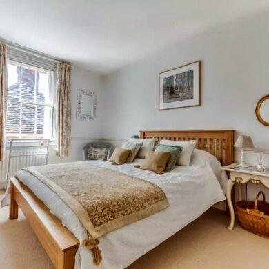 Спальня в американском стиле Кантри