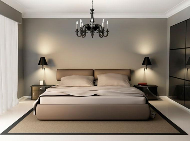 Люстра в спальню потолочная