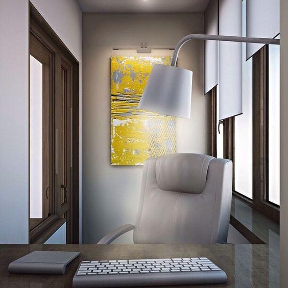 Точечное освещение рабочего места