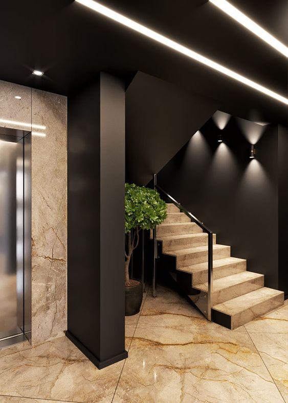 Зонирование светом. Приемы архитектурного освещения прочно обосновались в интерьерах