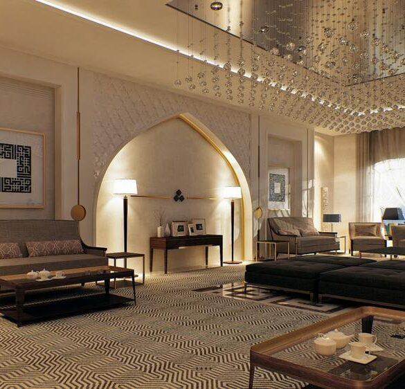 гостиная марокко
